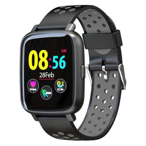 лучшая цена Смарт-часы JET Sport SW-5, 52мм, 1.44