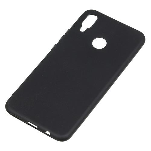 Чехол (клип-кейс) GRESSO Meridian, для Huawei Nova 3i, черный [gr17mrn484] цена и фото