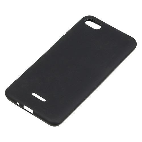 Чехол (клип-кейс) GRESSO Meridian, для Xiaomi Redmi 6A, черный [gr17mrn344] цена и фото