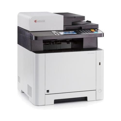 Фото - МФУ лазерный KYOCERA Ecosys M5526cdn, A4, цветной, лазерный, белый [1102r83nl0] принтер kyocera ecosys p5026cdn цветной a4 26ppm 1200x1200dpi ethernet usb