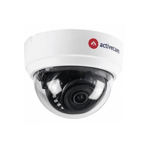 Камера видеонаблюдения ACTIVECAM AC-H1D1, 720p, 2.8 мм, белый AC-H1D1 по цене 1 060