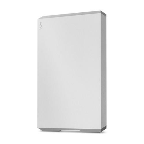 Фото - Внешний жесткий диск LACIE Mobile Drive STHG2000400, 2ТБ, серебристый жесткий диск