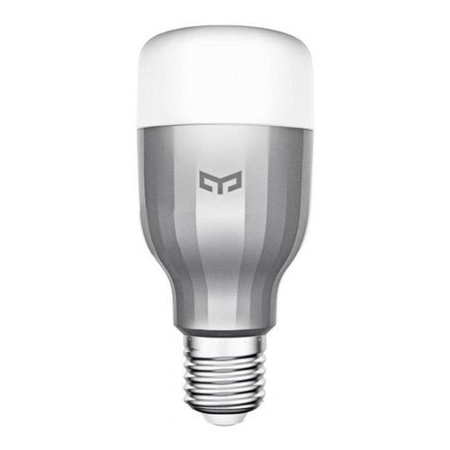Фото - Умная лампа Xiaomi Mi LED Smart Bulb E27 10Вт 800lm Wi-Fi (MJDP02YL/GPX4014GL) лампочка xiaomi mi led smart bulb 2 pack mjdp02yl e27 10вт