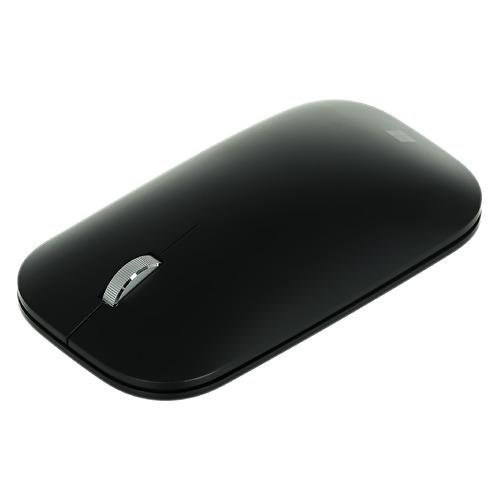Мышь MICROSOFT Modern Mobile Mouse, оптическая, беспроводная, черный [ktf-00012] Mobile Mouse по цене 1 990