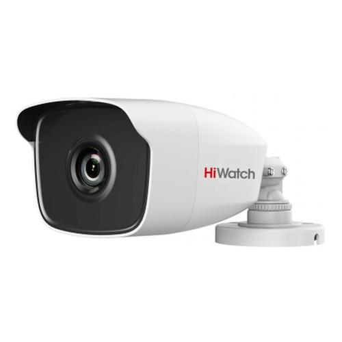 Камера видеонаблюдения HIKVISION HiWatch DS-T220, 1080p, 2.8 мм, белый