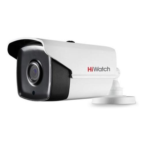 Фото - Камера видеонаблюдения HIWATCH DS-T220S (B), 1080p, 6 мм, белый камера видеонаблюдения hiwatch ds t203 b 6 мм белый
