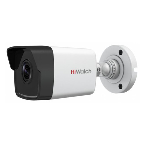 Видеокамера IP HIKVISION HiWatch DS-I250, 1080p, 2.8 мм, белый видеокамера ip hikvision hiwatch ds i250 1080p 6 мм белый