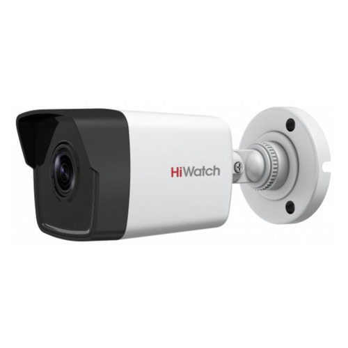 Видеокамера IP HIKVISION HiWatch DS-I250, 1080p, 4 мм, белый видеокамера ip hikvision hiwatch ds i250 1080p 6 мм белый