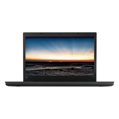 "Ноутбук LENOVO ThinkPad L480, 14"", IPS, Intel Core i7 8550U 1.8ГГц, 16Гб, 512Гб SSD, Intel UHD Graphics 620, Windows 10 Professional, 20LS002DRT, черный ноутбук lenovo thinkpad x1 yoga 14 2560x1440 intel core i7 6500u ssd 512 8gb intel hd graphics 520 черный windows 10 home 20frs0sd00"