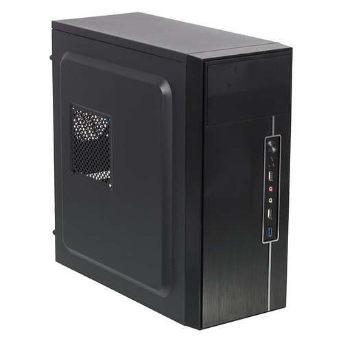 цена на Корпус ATX LINKWORLD VC05-1011, Mini-Tower, без БП, черный