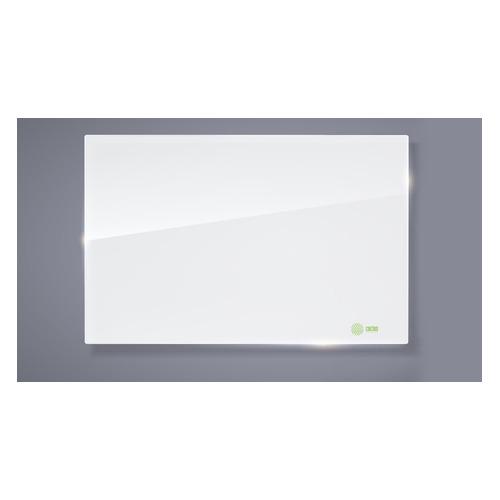 Фото - Доска стеклянная Cactus CS-GBD-65X100-UWT стеклянная ультра белый 65x100см стекло доска стеклянная cactus cs gbd 90x120 wt стеклянная белый 90x120см стекло