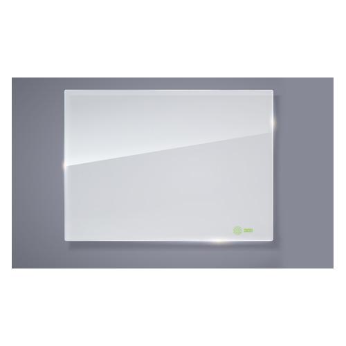 Фото - Доска стеклянная Cactus CS-GBD-90x120-WT стеклянная белый 90x120см стекло демонстрационная доска cactus cs gbd 120x150 uwt стекло стеклянная 120x150см ультра белый