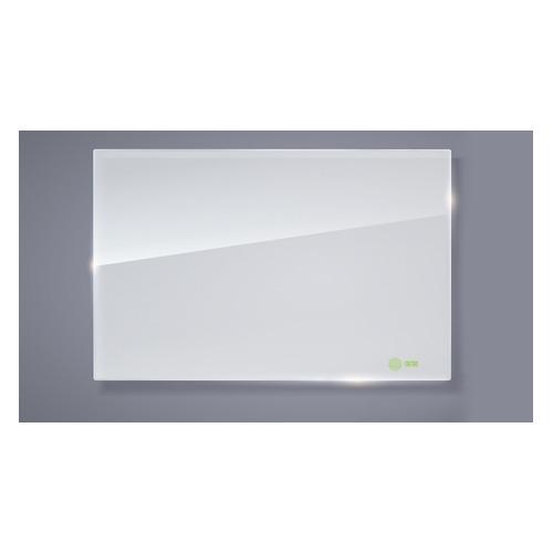 Фото - Доска стеклянная Cactus CS-GBD-65x100-WT стеклянная белый 65x100см стекло демонстрационная доска cactus cs gbd 120x150 uwt стекло стеклянная 120x150см ультра белый