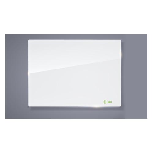 Фото - Доска стеклянная Cactus CS-GBD-90x120-UWT стеклянная ультра белый 90x120см стекло демонстрационная доска cactus cs gbd 120x150 uwt стекло стеклянная 120x150см ультра белый