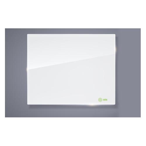 Фото - Доска стеклянная Cactus CS-GBD-120x150-UWT стеклянная ультра белый 120x150см стекло доска стеклянная cactus cs gbd 90x120 wt стеклянная белый 90x120см стекло