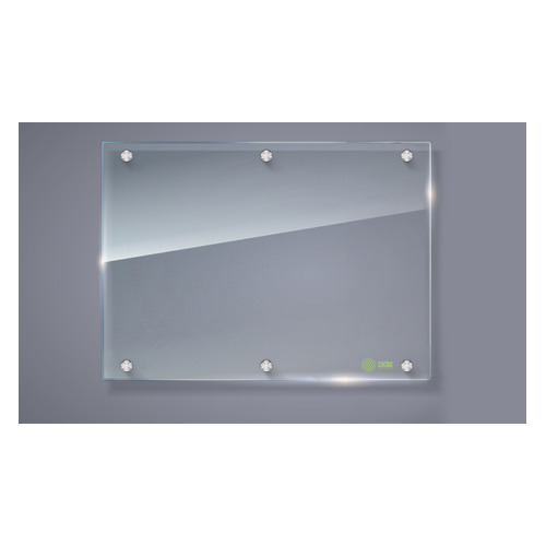 Фото - Демонстрационная доска Cactus CS-GBD-90x120-TR стекло стеклянная 90x120см прозрачный защитное стекло zup для apple watch 42mm прозрачный