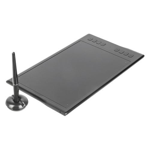 Графический планшет HUION Inspiroy Q11K черный графический планшет huion inspiroy hs610 черный