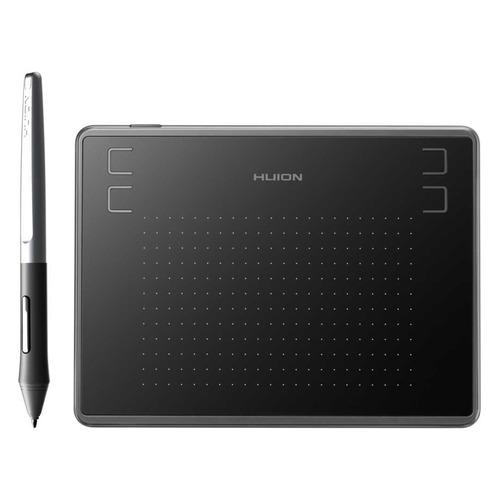 Графический планшет HUION H430P черный планшет