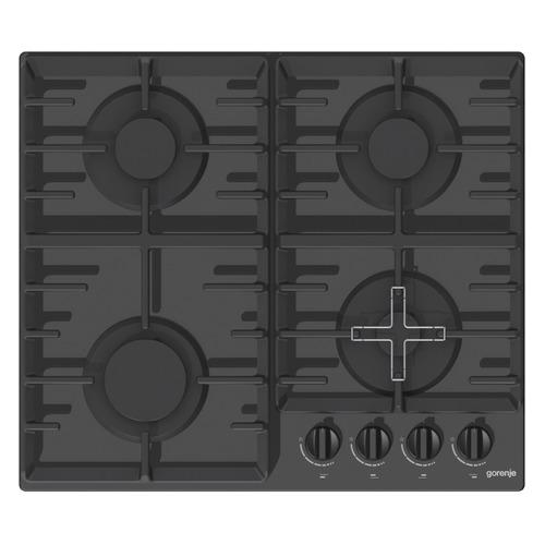 Варочная панель GORENJE GT641B, независимая, черный