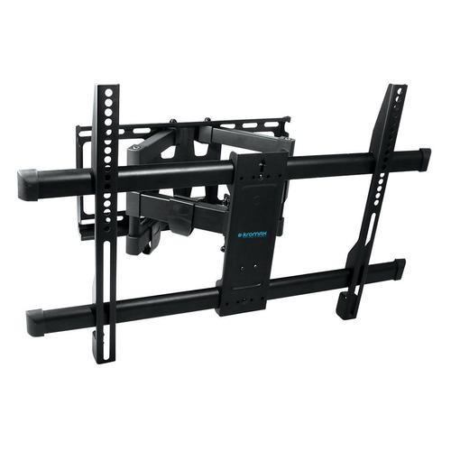 Фото - Кронштейн для телевизора KROMAX GALACTIC-56, 32-75, настенный, поворотно-выдвижной и наклонный кронштейн