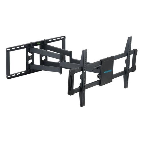 Кронштейн для телевизора KROMAX ATLANTIS-70, 32-75, настенный, поворотно-выдвижной и наклонный techlink twm613 для 32 70 черный