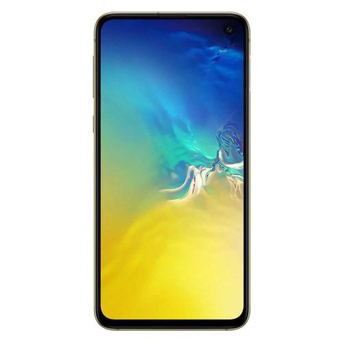 Смартфон SAMSUNG Galaxy S10e 128Gb, SM-G970F, желтый SM-G970FZYDSER