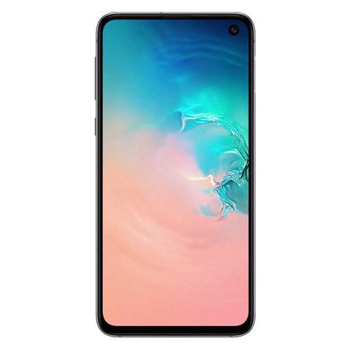 Смартфон SAMSUNG Galaxy S10e 128Gb, SM-G970F, белый SM-G970FZWDSER