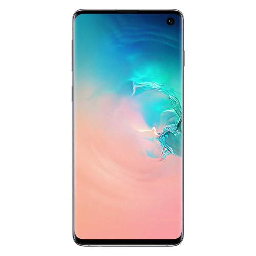 Смартфон SAMSUNG Galaxy S10 128Gb, SM-G973F, белый/перламутр