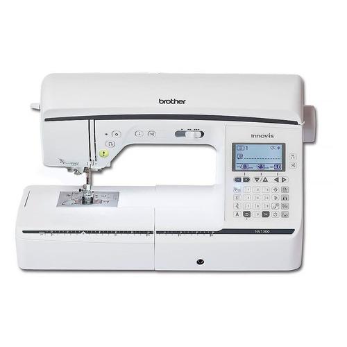 Швейная машина BROTHER Innov-is NV1300 белый цена 2017