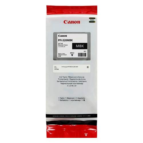 Картридж CANON PFI-320 MBK, черный матовый [2889c001] PFI-320 MBK по цене 14 190