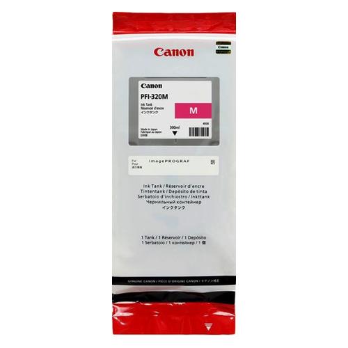 Картридж CANON PFI-320 M, пурпурный [2892c001] PFI-320 M по цене 11 690