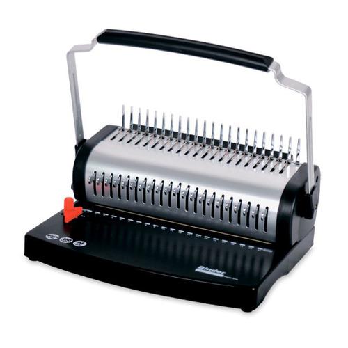 Переплетчик OFFICE KIT B2121, A4, от 6 до 51 мм переплетчик office kit b2115 a4 на пластиковую пружину 15л перф 500л сшив