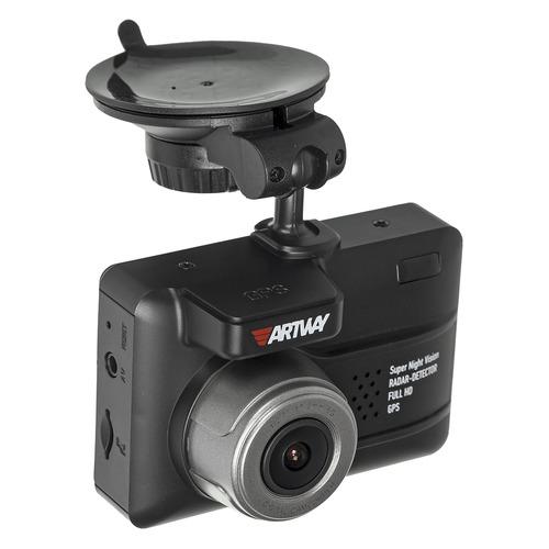 Видеорегистратор с радар-детектором ARTWAY COMBO MD-105, GPS недорого