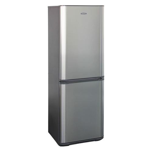 лучшая цена Холодильник БИРЮСА Б-I133, двухкамерный, нержавеющая сталь