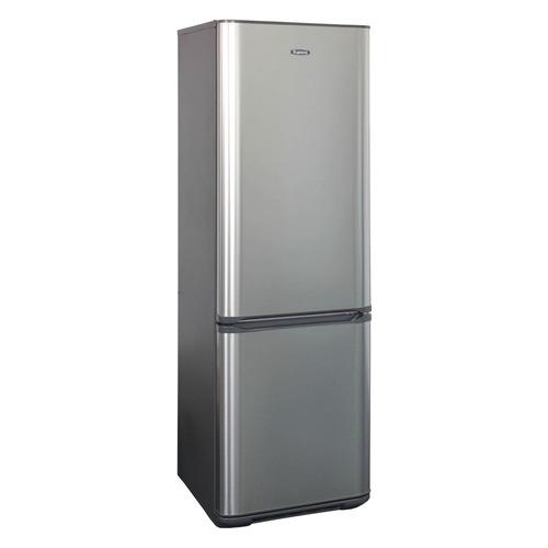 лучшая цена Холодильник БИРЮСА Б-I360NF, двухкамерный, нержавеющая сталь