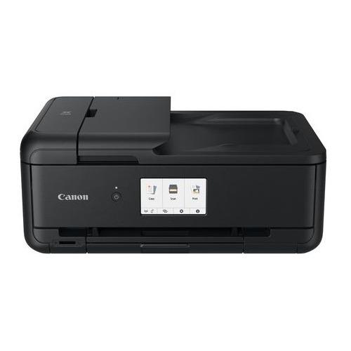 Фото - МФУ струйный CANON Pixma TS9540, A3, цветной, струйный, черный [2988c007] мфу струйный canon pixma g3460 a4 цветной струйный черный [4468c009]