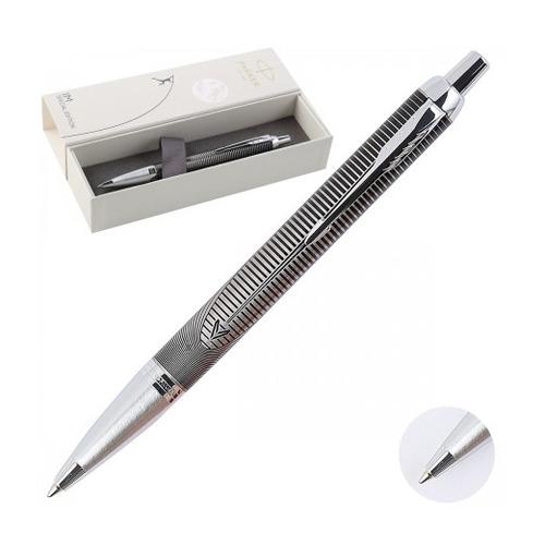 Ручка шариковая Parker IM Premium SE K325 (2074144) Metallic Pursuit M черные чернила подар.кор. pursuit vehicle