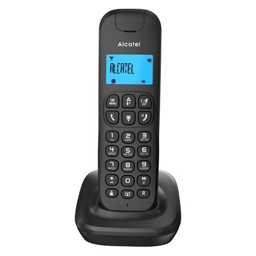 Радиотелефон ALCATEL E132, черный [atlv1414745] E132 по цене 1 590
