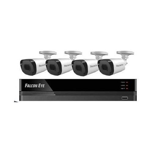 Комплект видеонаблюдения FALCON EYE FE-1108MHD Smart 8.4 FE-1108MHD Smart 8.4 по цене 18 710