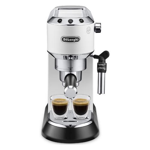 Кофеварка DELONGHI EC685.W, эспрессо, белый [0132106141] кофеварка эспрессо delonghi ecp33 21 r 1100вт красный