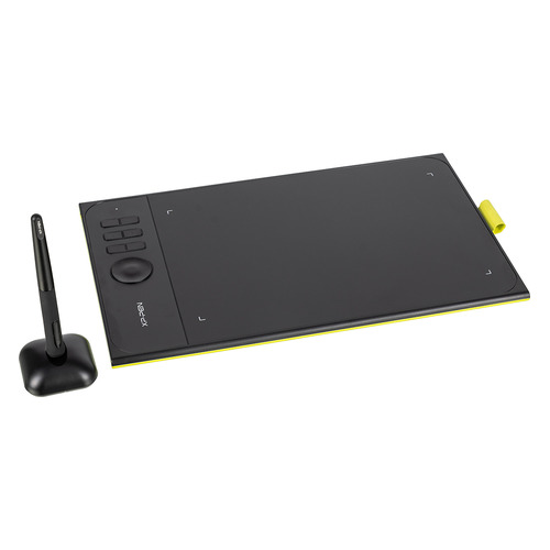 Графический планшет XP-PEN Star 06C желтый [star06c] планшет