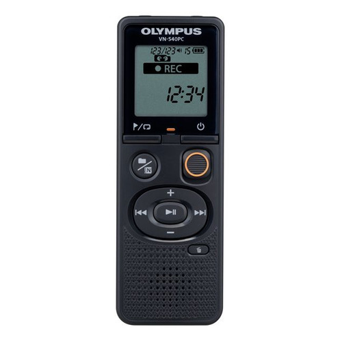 Диктофон OLYMPUS VN-540PC + microphone ME-52 4 Gb, черный [vn-540pc+me-52] микрофон olympus me 12