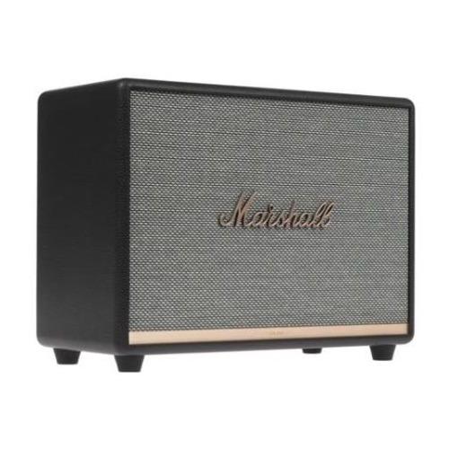 Фото - Портативная колонка MARSHALL Woburn II, 130Вт, черный / золотистый беспроводная hi fi акустика marshall woburn ii brown