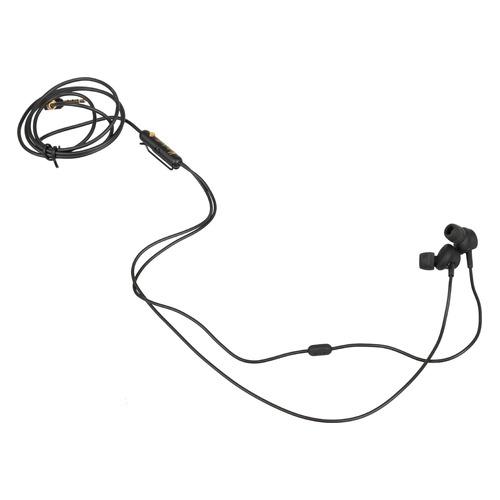 Наушники с микрофоном MARSHALL Mode EQ, 3.5 мм, вкладыши, черный