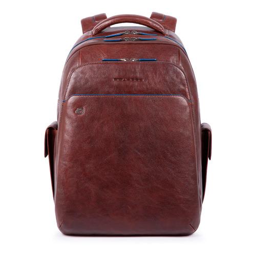 Рюкзак мужской Piquadro B2S CA3444B2S/TM темно-коричневый рюкзак для ноутбука 15 6 portdesigns courchevel