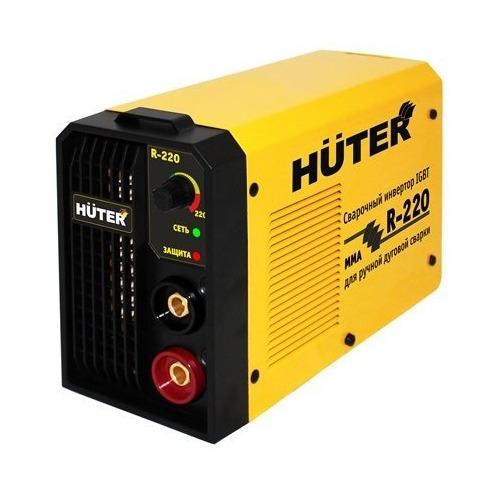 Сварочный аппарат инвертор HUTER R-220 [65/48] цена 2017