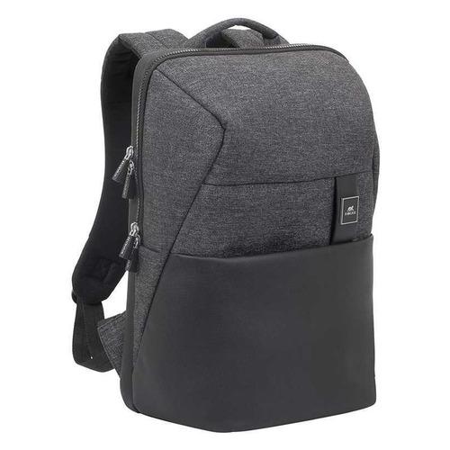 Рюкзак 15.6 RIVA 8861, черный рюкзак drive рюкзаки с молнией