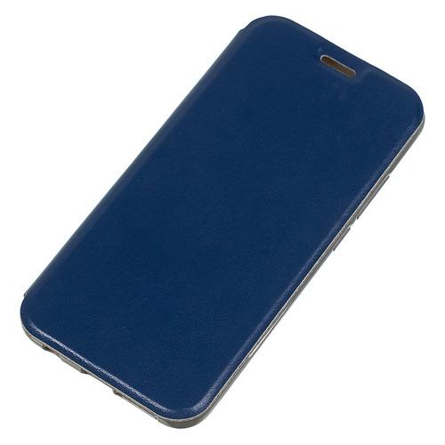 Чехол (флип-кейс) Gresso Atlant, для Huawei Honor 10, синий [gr15atl165] GR15ATL165