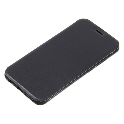 Чехол (флип-кейс) Gresso Atlant, для Huawei Honor 10, черный [gr15atl202] GR15ATL202