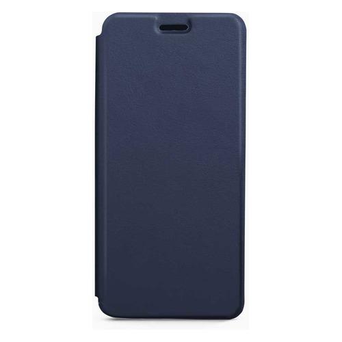 Чехол (флип-кейс) GRESSO Atlant, для Samsung Galaxy A8 (2018), синий [gr15atl201] цена и фото